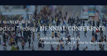 Association of Practical Theology biennial conference