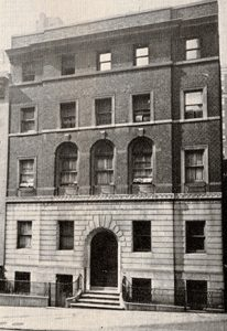 GSSS 1942 at 134 East 39th