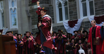 Transform Yourselves and You'll Transform the World, Shriver Tells Class of 2019