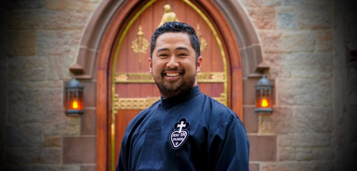 Rogie Castellano, GRE '19: The Evolution of A Passionist Priest