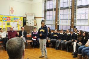 GRE and Aquinas High School partnership