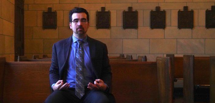 A Yogi Explores Spirituality at Fordham