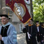 dean and banner bearers